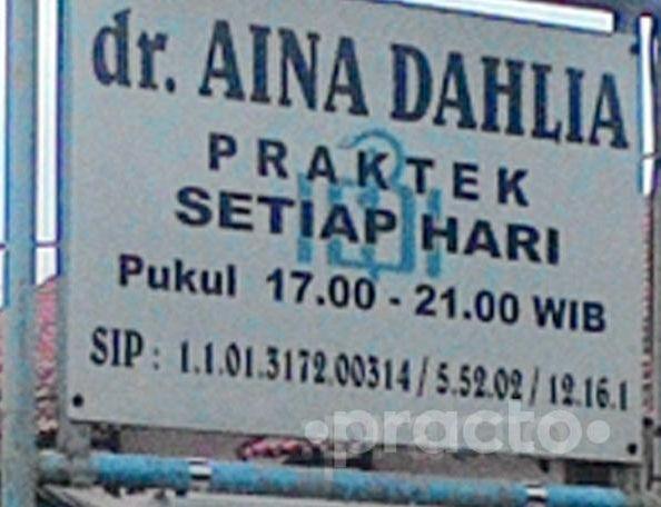 Praktik Dokter Aina Dahlia