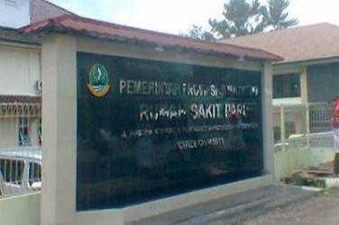 RS Paru Provinsi Jawa Barat