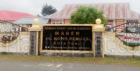 RS Umum Daerah Maren Kota Tual