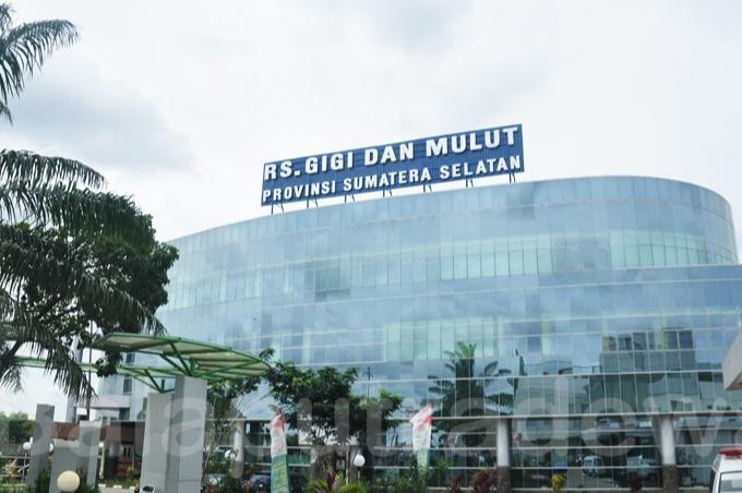 RS Khusus Gigi dan Mulut Palembang Provinsi Sumatera Selatan