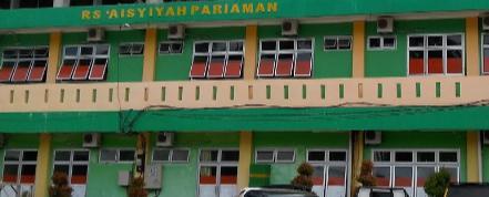 RS Umum Aisyiyah Pariaman