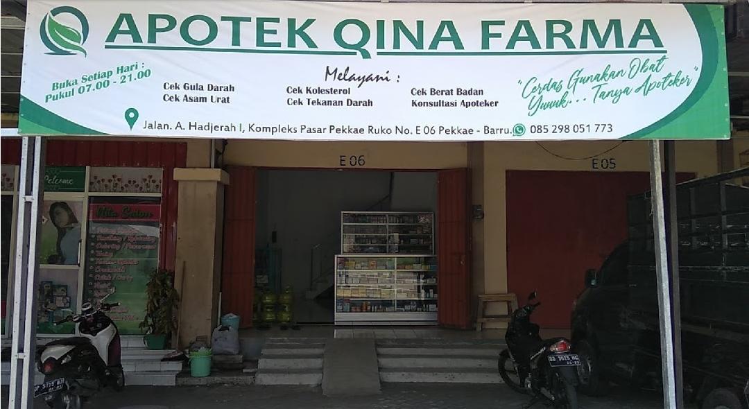 Apotek Qina Farma