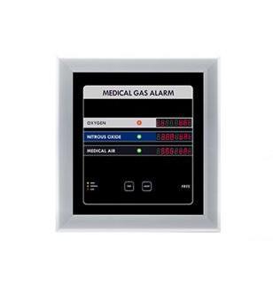 FRES MEDICAL GAS ALARM SYSTEM 3-GAS