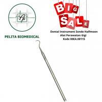 Dental Instrument Sonde Halfmoon / Alat Perawatan Gigi Kode 00EA.00115