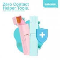 Alat Pelindung Diri APD Anti Sentuh Virus Zero Contact Disinfectant Tools - TOSCA