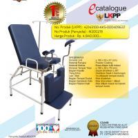 MENTOR Gynaecology Bed Chair / Meja Kursi Ginekologi Powder Coating GYN-01