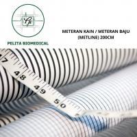 METERAN KAIN / METERAN BAJU (METLINE/WINTAPE) 200CM