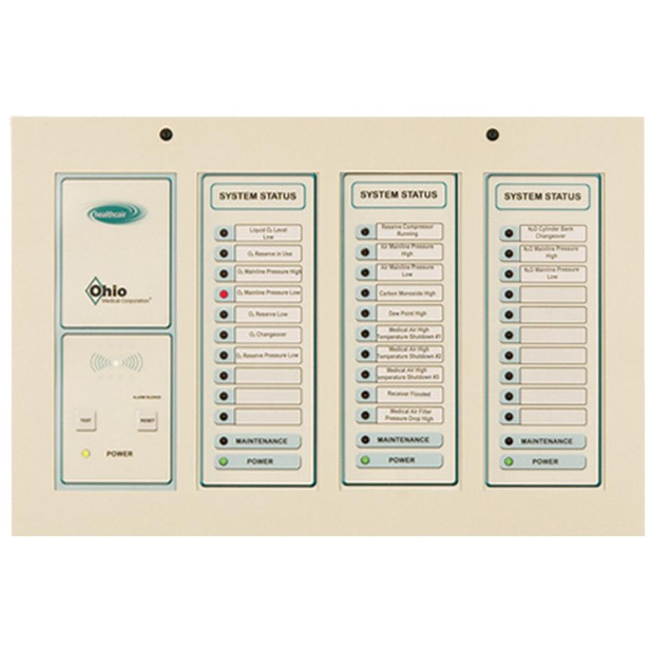 Alarm, Master, 20 Point With Dry Contacts  (For BMS)