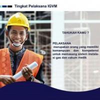Biaya Pendaftaran Pelatihan IGVM Tingkat Pelaksana (Reguler non Distributor)
