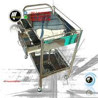 Trolley Instrumen 2Rak Laci