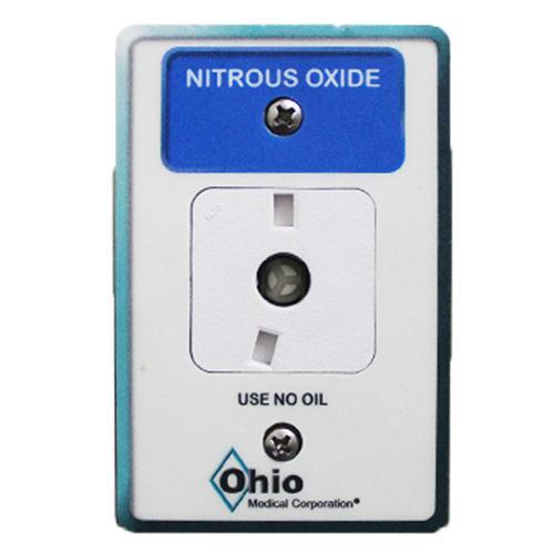 Gas Outlet Console Nitrous Oxide
