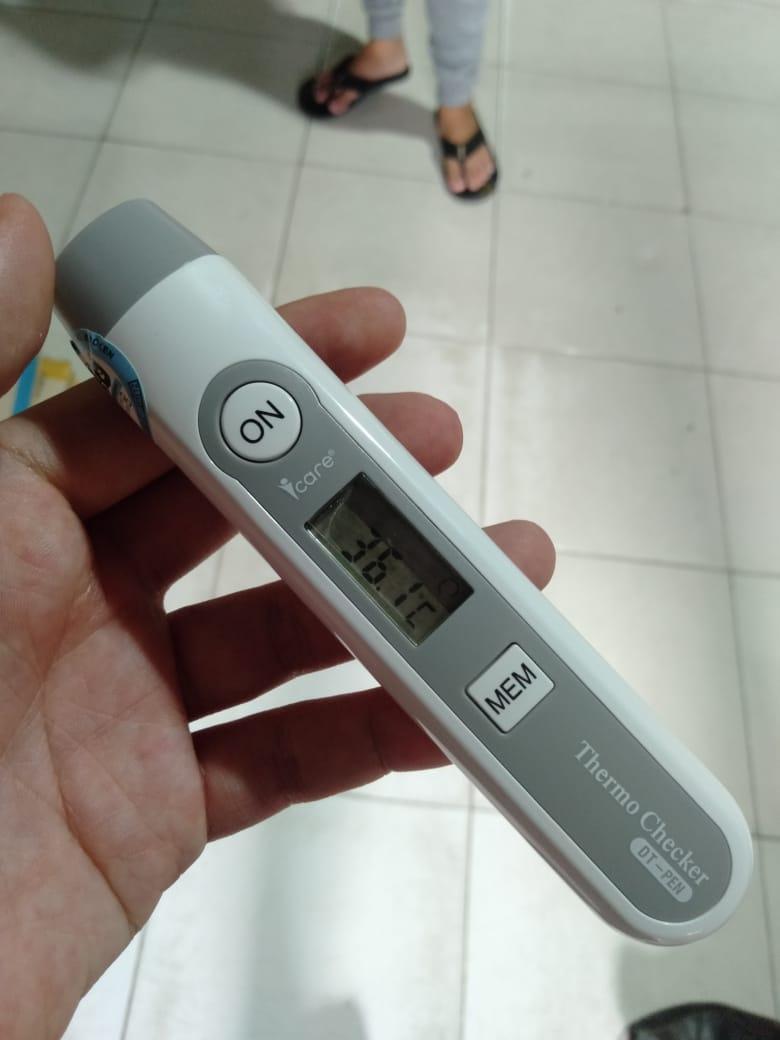 Termometer (Infra Red/Contactless/Gun/Non Contact) Merk  I Care DT-PEN