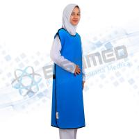 Heavy Closed Protective Apron (Front 0.35mm & Back 0.25mm)