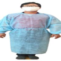 Surgical Gown made from PP non woven fabric