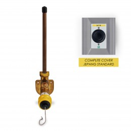 WALL OUTLET COMPRESSED AIR COMPLITE COVER JEPANG STANDARD