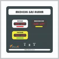 Medical Gas Alarm 3 Gas