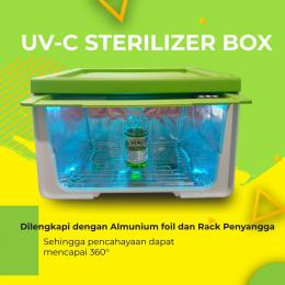 UV-C STERILIZER BOX