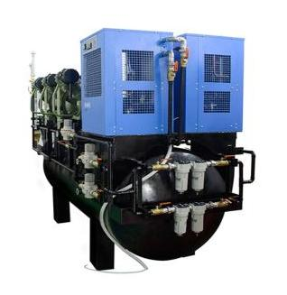 FRES SISTEM MEDICAL AIR COMPRESSOR FRES CA-1 (1,5 KW) DUPLEX