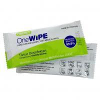 One Wipe Tissue Desinfektan OneMed pcs