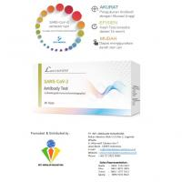 LECCURATE  ( SARS-CoV-2  ANTIBODY TEST/ RAPID TEST untuk  COVID 19)
