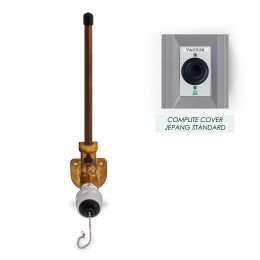 WALL OUTLET SUCTION COMPLITE COVER JEPANG STANDARD