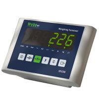 Timbangan INDICATOR Webowt ID226 ABS Weighing Indicator Green LED + Round Bracket + Bluetooth