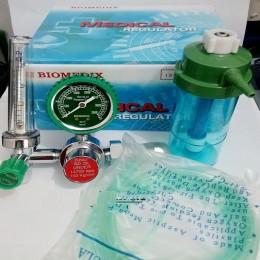 Medical Regulator Oksigen BioMedix