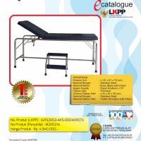 MENTOR Examination Table / Meja Eksaminasi Stainless Steel MEX-01
