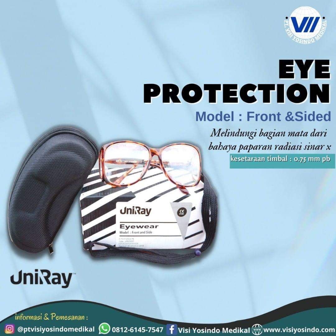 Protective Eyewear - Front & Side Protection