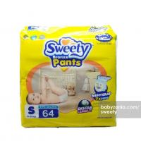 SWEETY SILVER PANTS S ISI 9+1