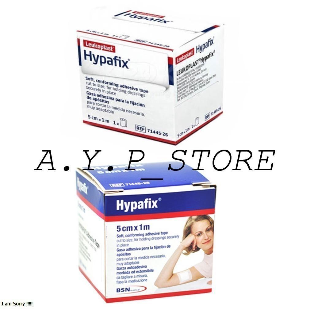 Hypafix 5cm X 5 m Plester untuk luka, PUTRA WIRA MEDICAL