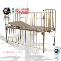 Bed Anak 1 Crank (Stainless)
