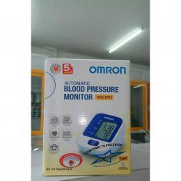 Automatic Blood Pressure HEM-8712