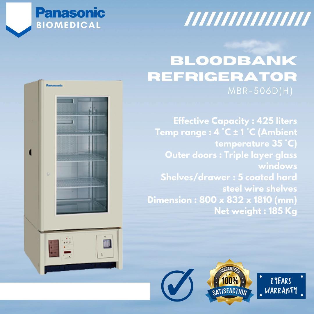 BLOODBANK REFRIGERATOR MBR-506D(H)