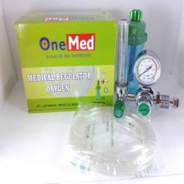 Regulator Oksigen Oxygen O2 OneMed