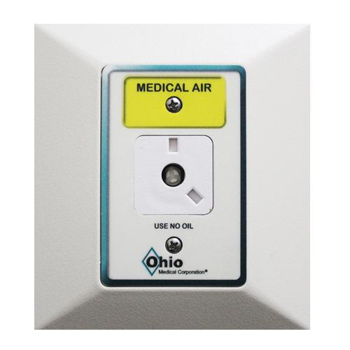 Gas Outlet Wall Medical Air (MA4)
