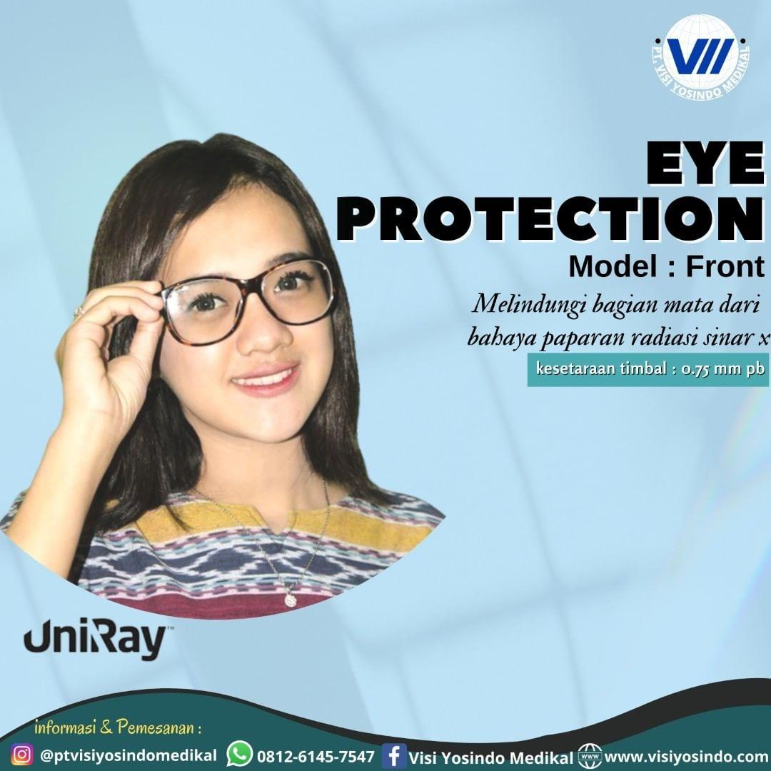 Protective Eyewear - Front Protection