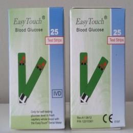 Easy Touch Strip Glucose - Strip Tes Gula Darah