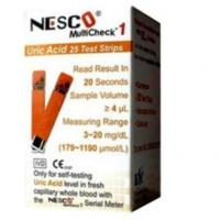 Nesco Strip Asam Urat