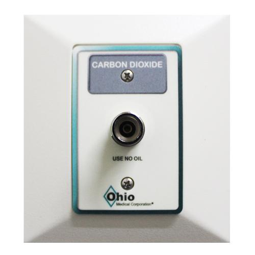 Gas Outlet Wall Oxygen O2