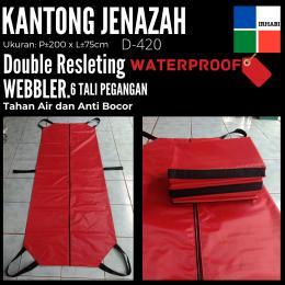 Kantong Jenazah / Kantong Mayat / Body Bag / Alat Evakuasi / Waterproof