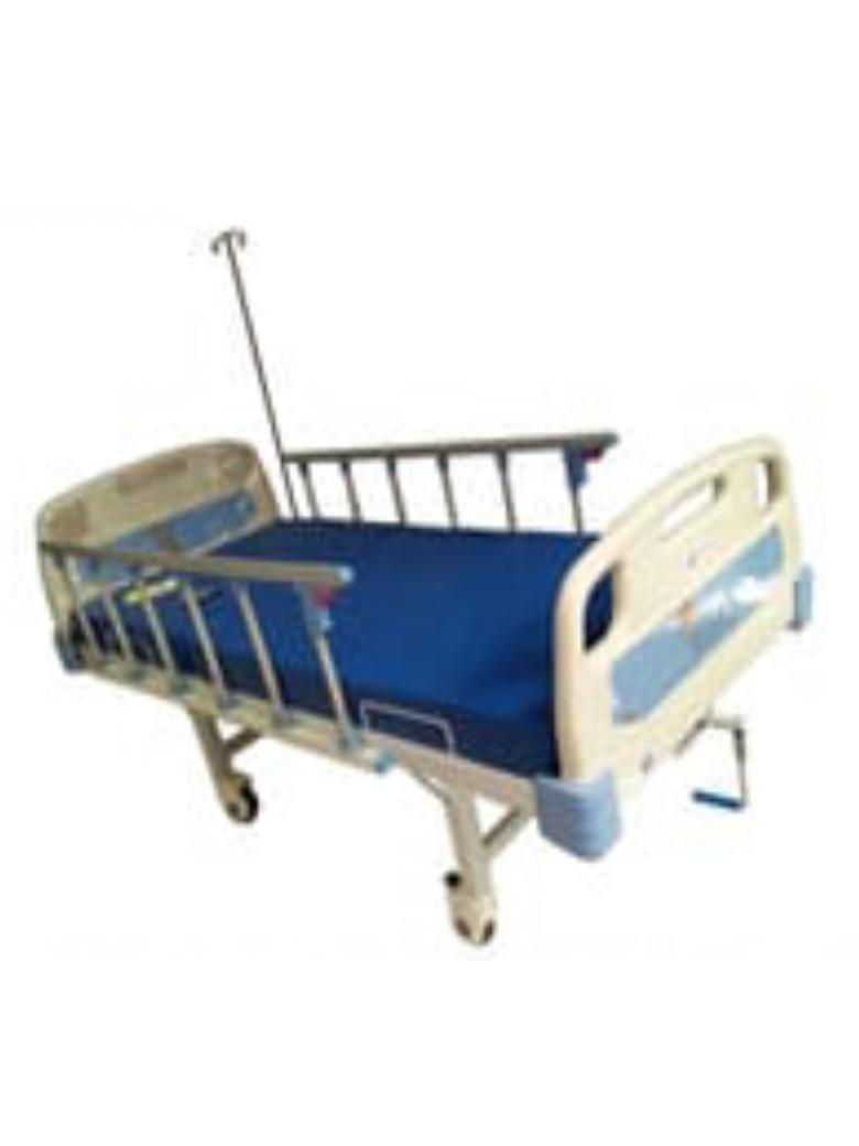 Bed pasien 1 engkol ABS Deluxe