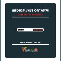 Medical Shut Of Valve 1 Gas