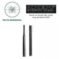 Mouth mirr.handle light model kode 82-7201-01 ZEPF