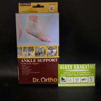 Deker Ankle Support SPC Magnet AS-901 Dr. Ortho L&XL