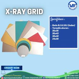 X-Ray Grid Ratio 10:1 Size 35x35