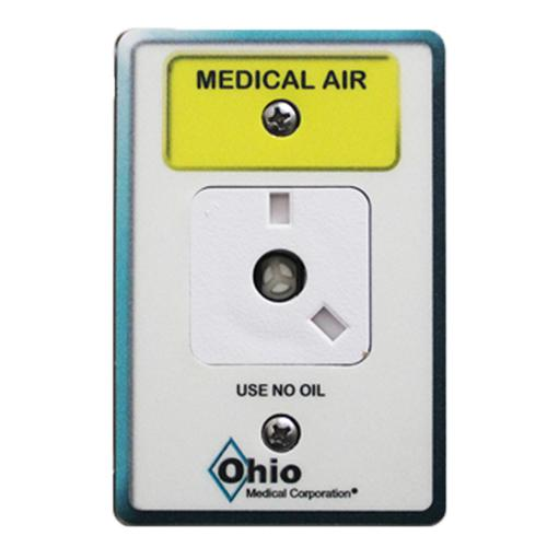 Gas Outlet Console Medical Air