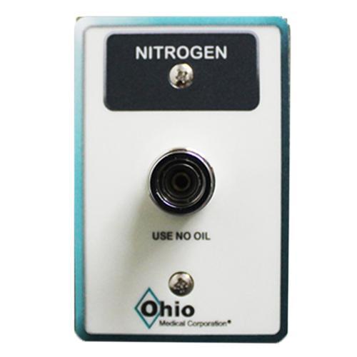 Gas Outlet Console Nitrogen