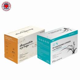 Alat Suntik Disposable Syringe with Needle 3 mL