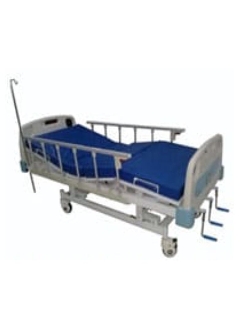 Bed pasien 3 engkol ABS deluxe